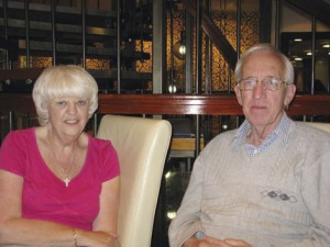 Bill and Colleen Meadows